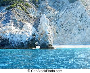 Lalaria beach, Skiathos - Greece, Lalaria beach, Skiathos