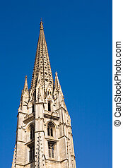 bordeaux gothic cathedral