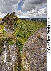 wild landscape HDR 3