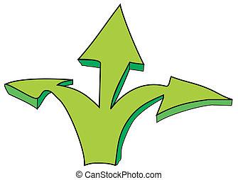 arrows symbol