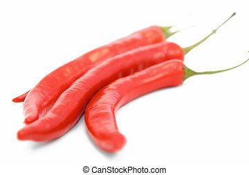 Red hot chilli pepper - The Red hot chilli pepper