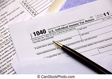 Filing tax return - Filing federal income tax return