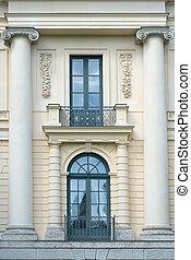 Prinz, Carl, Palácio
