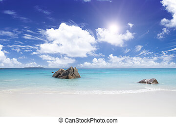 The island of dreams. Rest and relaxation. - Praslin island,...