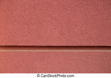 Colored raised plastering background - Background, based on...