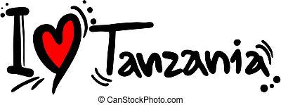 Tanzania love