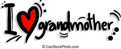 Grandfather love - Creative design of grandfather love...