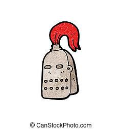 croon knight helmet - cartoon knight helmet