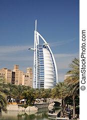 Burj Al Arab in Dubai