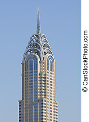 Chrysler Building Copy in Dubai