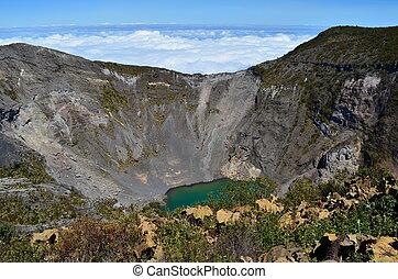 Irazu Costa Rica - Irazu volcano