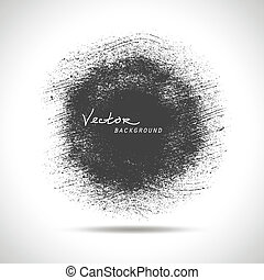 Vector grunge background hand drawn