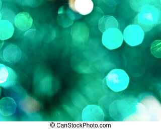 light background - The light abstract background in green