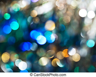 light abstract in blue - The light abstract background in...