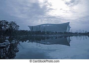 China, Chengdu Global Center