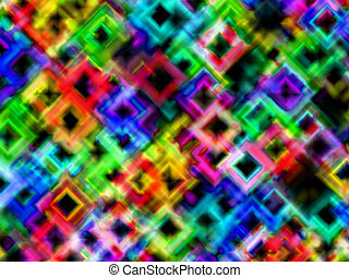 abstract background - abstract colorful background