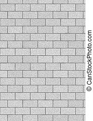 grey bricks background - Illustration of the grey bricks...
