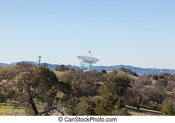 Stanford Dish Trail - The Stanford Dish loop is a popular...
