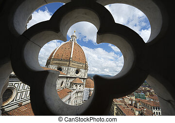 Duomo Florence Italy Architecture