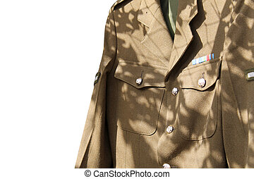 British military uniform - British army military uniform...