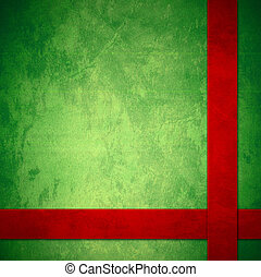 Christmas background - Abstract Christmas green background...