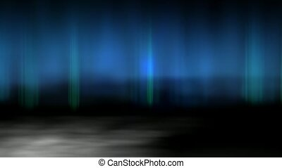Animation of a Polar Light