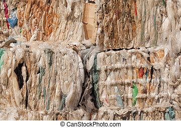 plastic waste - Garbage
