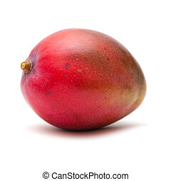 mango fruit isolated