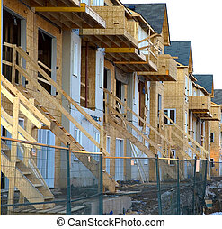 BUILDING HOUSING IN THE SUBURBS