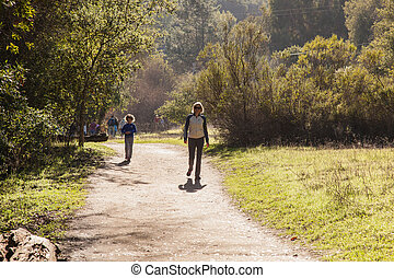 Rancho San Antonio Hike - Hiking in Rancho San Antonio on...