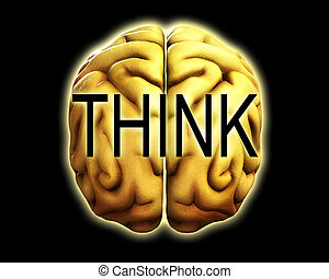 Think With Your Brain 224 - A conceptual about intellect...