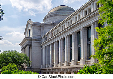 Smithsonian national museum of natural history, Washington...