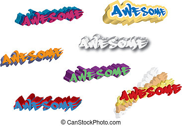 Awesome Clipart