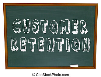 Customer Retention Words Dartboard Tips Advice Keeping...
