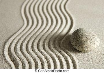 Zen stone