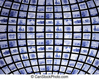 3d screen