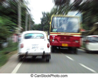 Reckless Driving in State Highway 1 - Reckless Dangerous...