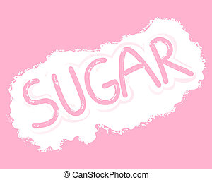 sugar letters