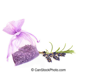 Lavender Herb and Fragrance Beads