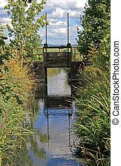 Sluice - Water Sluice in Germany