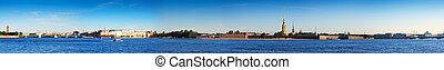 Panorama of St. Petersburg - Panorama of St. Petersburg....