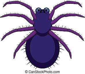 Tarantula Cartoon - vector illustration of Tarantula Cartoon