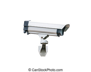 Security Camera isolated