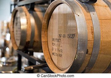 madeira, barris