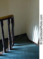 Stairway - Interior Stairway