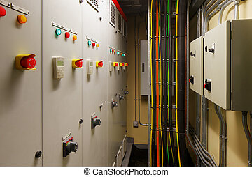 Mechanical electrical control rooms are a necessary part of...