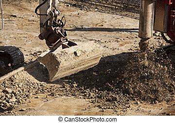 construction site - Construction site