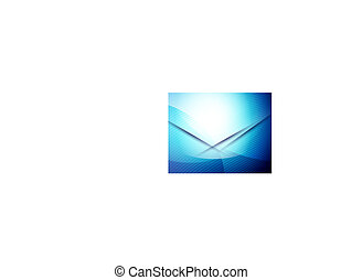 Blue business lines