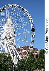 Skyview Ferris Wheel