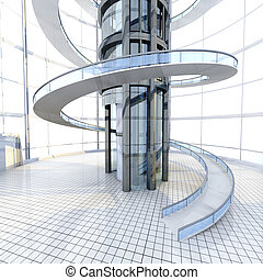 Futuristic Architecture - Science fiction architecture...